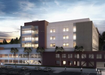 Completed: Henry Mayo Newhall Hospital