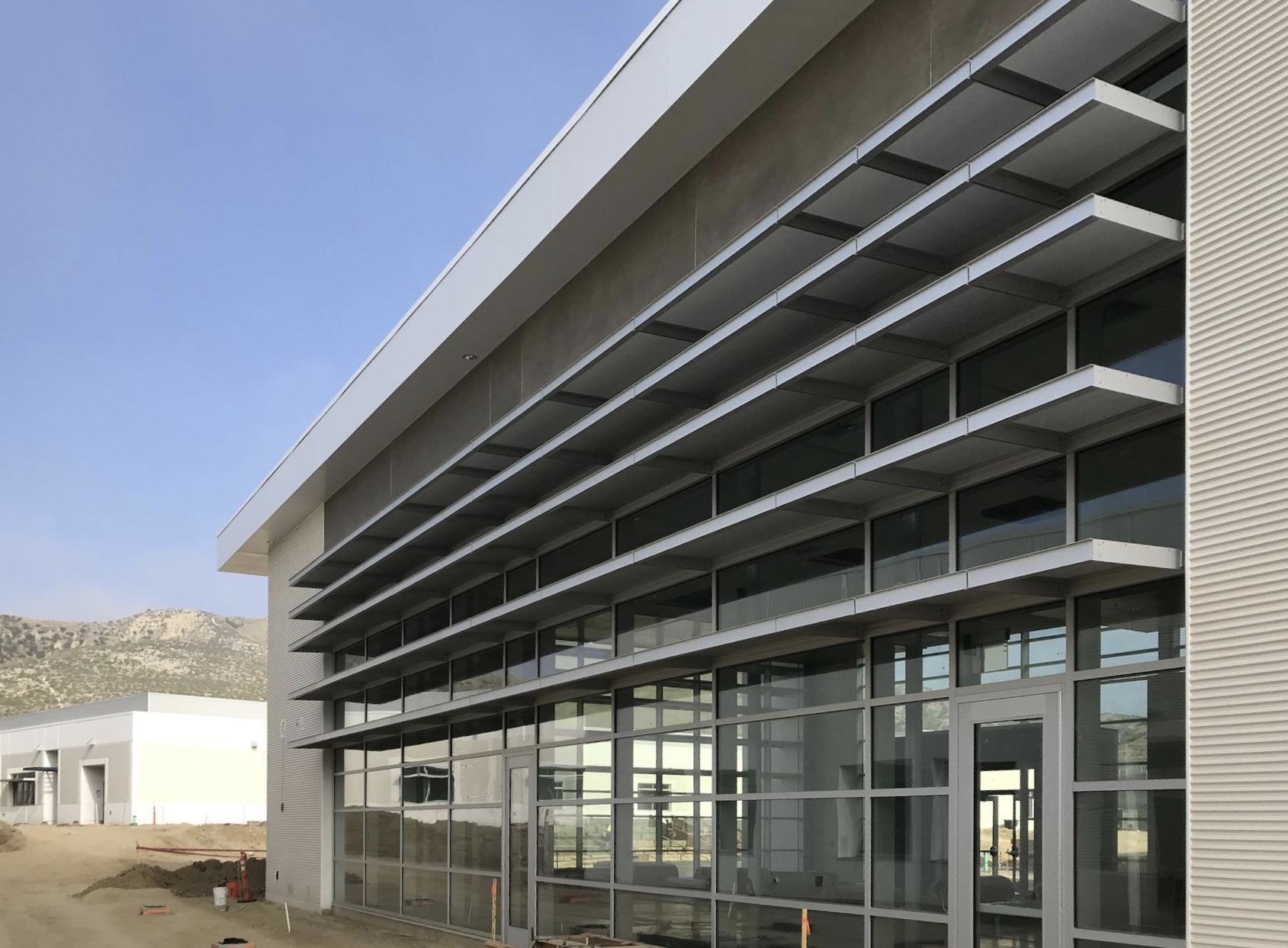 Just Completed: Castaic High School